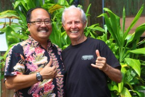 Neil Hasegawa & Dr. Elmo